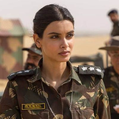 Diana Penty dévoile son look à Parmanu: The Story of Pokhran