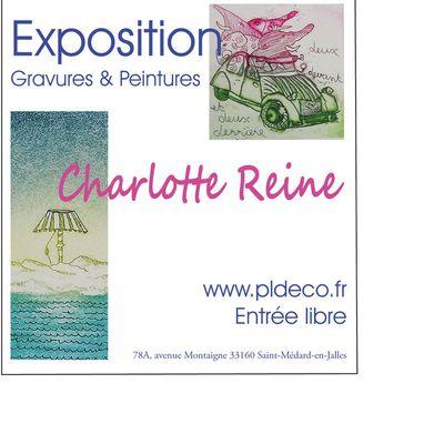 Exposition Charlotte Reine