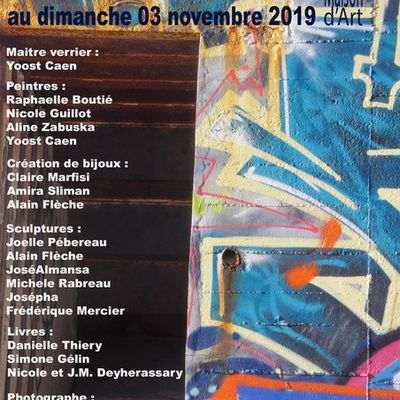 Exposition partage 2019