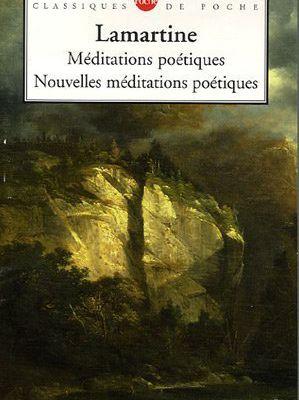 Méditations poétiques, Lamartine