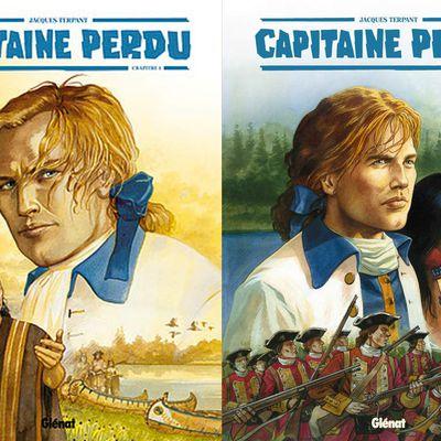 """Le Terpant """" TOUR """"  CAPITAINE PERDU... toutes les dates !"""