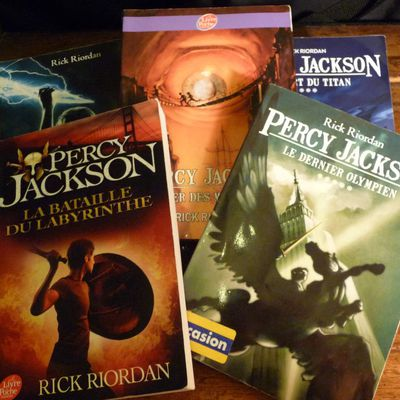 Percy Jackson : Conclusion