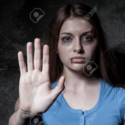 Les femmes battues