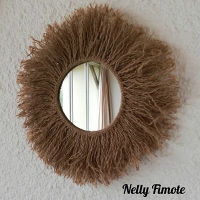 Le miroir de Nelly Fimote