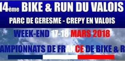 INFO:BIKE & RUN PARC DE GERESME 16 & 17MARS