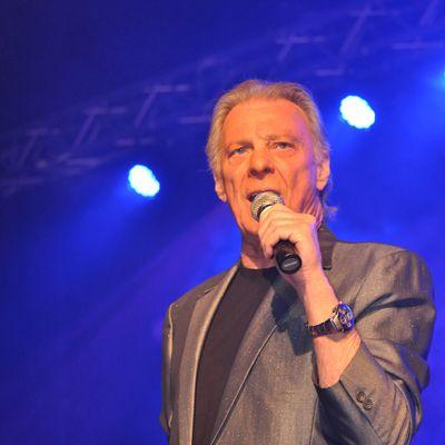 Le chanteur Herbert LEONARD à l'Etincelle d'Algrange en 2017