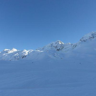 Monts Jovet, sommet sud