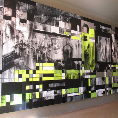 Lek et Sowat, exposition au Pavillon Carré Baudouin