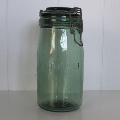 Bocal L'Idéale Vert 1L Vintage