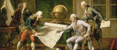 L'expédition en 1785 du comte Jean-François de La Pérouse