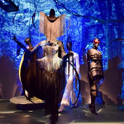 Exposition Thierry Mugler, Couturissme,MBAM