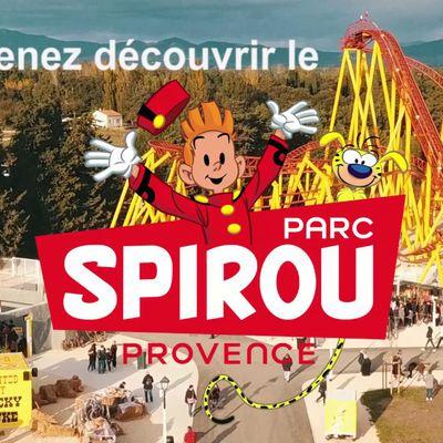 Le parc Spirou est à 23 euros au lieu de 31 euros avec génération Montmerle