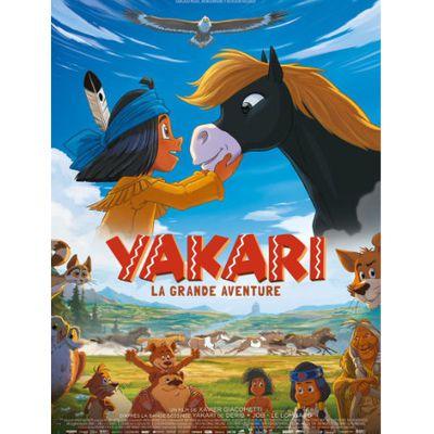 Fréquence Montmerle Ain gagner vos places pour Yakari au CGR de Villefranche