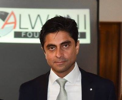 As a businessman, I'm positive about Gibraltar. We'll manage this process of Brexit. Raju Alwani