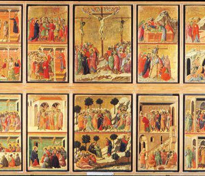 Vendredi 30 Mars 2018: Le vendredi saint : Célébration de la Passion du Seigneur