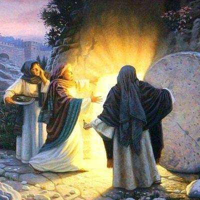 Samedi 31 Mars 2018: Le samedi saint (Veillée Pascale)
