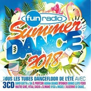 Fun Radio-Fun Summer Dance 2018 CD2