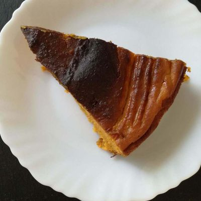 GATEAU A LA PATATE DOUCE