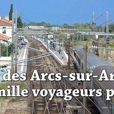 L'ASSOCIATION DES USAGERS DE LA GARE DES ARCS - DRAGUIGNAN (AUGAD) toujours à votre service