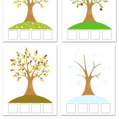 Paysages et sites : Les saisons