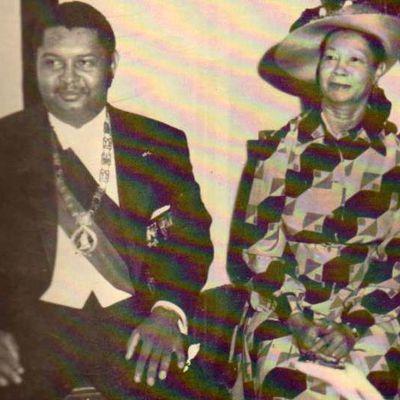 #AnbaDiktati – Mme François Duvalier - Par La loi de ma bouche