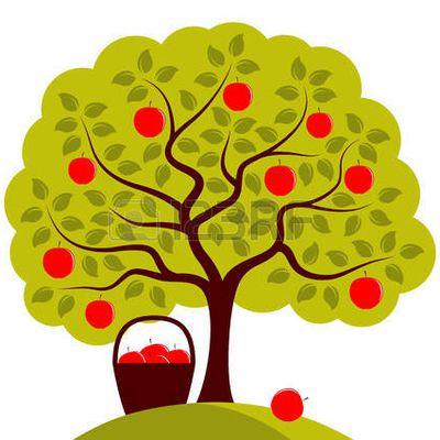 L'amour est comme une pomme