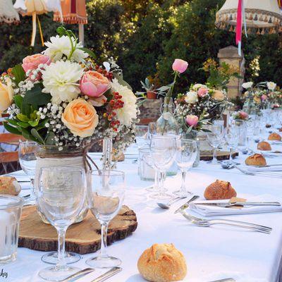 Mariage australien au Château de Roquelune publié sur Zankyou Weddings