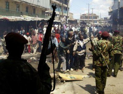 """Violences électorales au Kenya: HRW dénonce des viols notamment par la police L'ONG Human Rights Watch a dénoncé jeudi de """"nombreux"""" viols"""