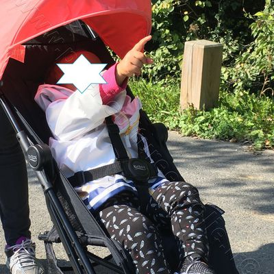 TEST POUSSETTE BRITAX HOLIDAY