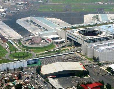 Au Mexique, l'aéroport Benito Juarez a tremblé