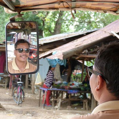 Battambang-Cambodge. Dernière étape...