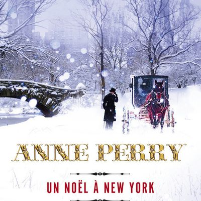 Un Noël à New-York - Anne Perry
