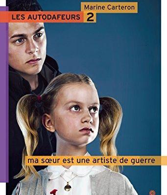 Marine Carteron - Les Autodafeurs tome 2 (Avis)