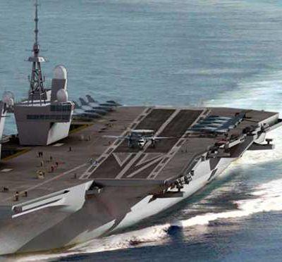 Pourquoi la Marine Nationale réclame-t-elle un nouveau porte-avions?
