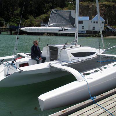 Multicoques - L'Américain Daedalus Composites rachète le chantier néo-zélandais Farrier Marine