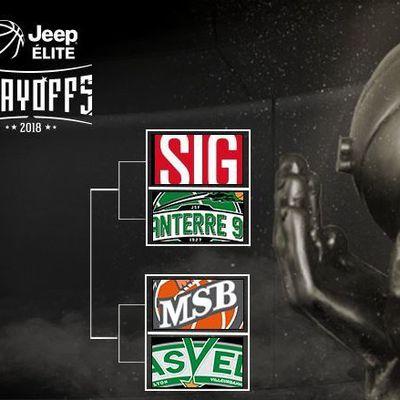 [Infos TV] Basket : Les 1/4 de Finale de la Jeep Elite en accès gratuit !