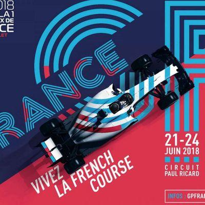 [Infos TV] F1 - Le Grand Prix de France à suivre ce dimanche sur TF1 et Canal Plus !