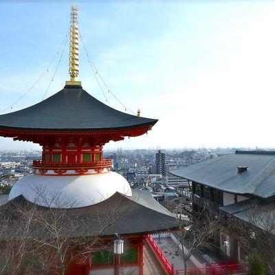 "Takarazuka : Le temple Nakayama-dera 中山寺 et le ""jour du chien"""