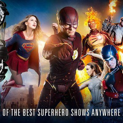 """Grille des networks du 27/11 au 2/12 : cross-over événement entre """"Supergirl"""", """"The Flash"""", """"Arrow"""" et """"Legends of Tomorrow"""" sur CW (bande annonce)"""