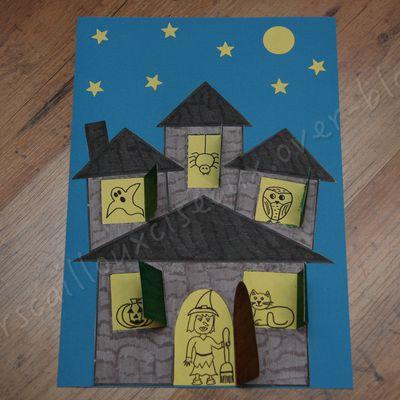 La drôle de maison hantée