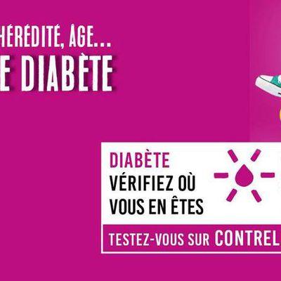 6ème semaine nationale de prévention du diabète