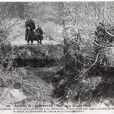1914. L'affaire des poudres remue Landerneau