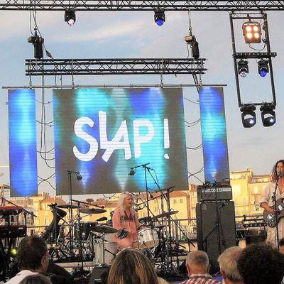 Slap ! au Festival Do You St Tropez : une bonne claque musicale.