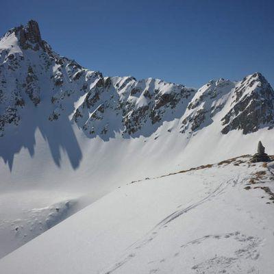 Pointe du Mottet (2592m)
