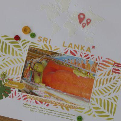 Mylène : Page SRI LANKA