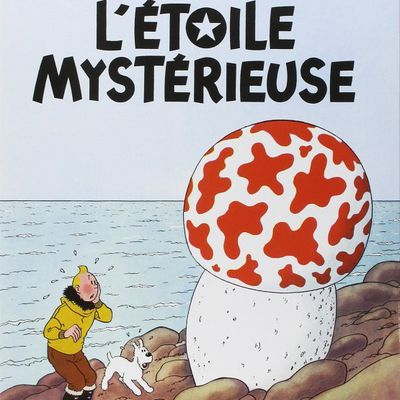 Tintin : L'Etoile mystérieuse