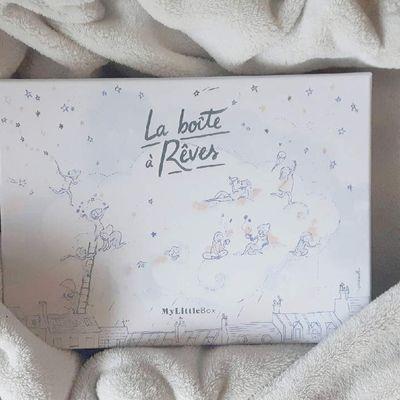 My little box de Novembre: La boîte à rêves