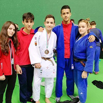 XXVI Campeonato internacional de Judo cadete de Hondarribia - Resultados