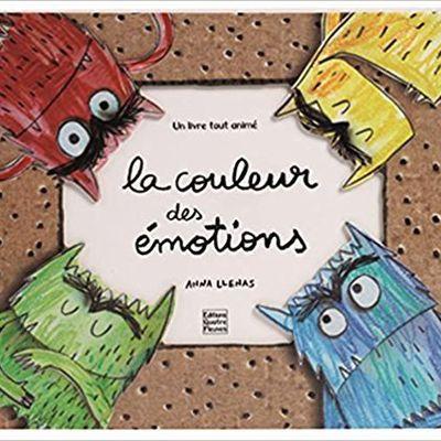 Semaine 22 : La couleur des émotions