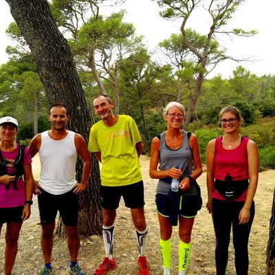 GEM TRAIL....COURSE NATURE DE 14KMS...19 Novembre 2017